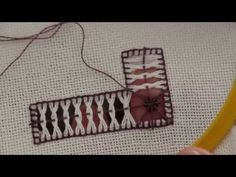 Hello everyone , Our primary goal is to prepare you useful video about the making of the needlework is to lead those who want to learn this craft . Hem Stitch, Drawn Thread, Needle Lace, Bargello, Diy And Crafts, Crochet Patterns, Youtube, Embroidery, Friends
