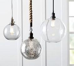 Pendant Lighting & Pendant Light Fixtures   Pottery Barn