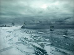 "500px / Photo ""Breaking up"" by Erik Johansson"