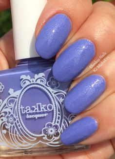 ehmkay nails: Takko Lacquer Summer Collection 2015 Takko Lacquer Xocomil