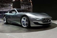 Alfieri concept confirms Maserati's sporting vocation -  #SIAG