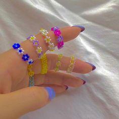 Bead Jewellery, Jewelery, Seed Bead Jewelry, Seed Beads, Cute Jewelry, Jewelry Accessories, Diy Jewelry Necklace, Fairy Jewelry, Kids Jewelry