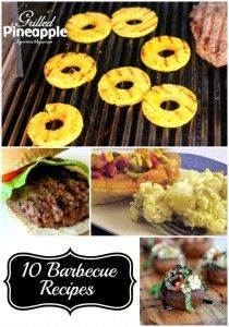 10 Easy Barbeque Recipes