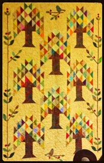 tree quilt block | Tree of Life Traditional Quilt Block – Small ... : quilt life - Adamdwight.com