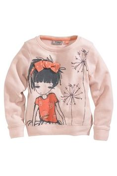 Buy Pink Girl Sweat Top (3-16yrs) from the Next UK online shop
