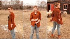 Editor's Choice: Pumpkin Ale by Ysolda Teague • LoveKnitting Blog