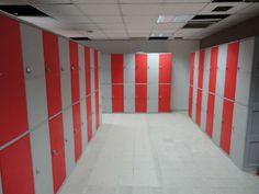 4 Door Metal Lockers - £81.18 | Lockers | Pinterest | Metal ...