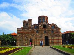 The Old Town of Nesebar, Bulgaria (often transcribed as Nessebar) is an ancient town and one of the major seaside resorts on the Bulgarian Black Sea Coast, located in Burgas Province. | Photo saved from foursquare.com