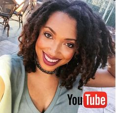 Taren Guy Explains Her Decision To Transition To Free Form Locs - Black Hair…