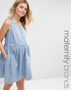http://www.asos.fr/asos-maternity/asos-maternity-robe-tunique-boutonnee-en-chambray-sans-manches/prd/6533858?iid=6533858