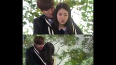"""Heirs' Couple  Eun Sang and Kim tan OST Part 4 Bite my Lower Lip By: Esna"