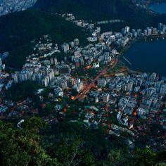 Overflying Rio | Brazil (by k.kunstadt)