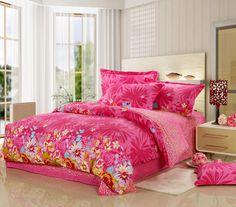 100%Cotton twill four pieces bedding set