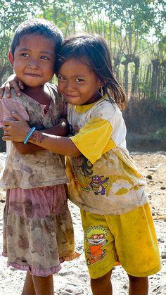 Lombok Kids by moreix, via Flickr - Indonesia