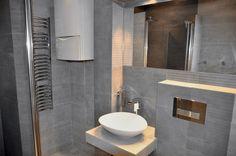 łazienka nowoczesny styl  http://www.rainbowapartments.pl/pokoj-czerwony/