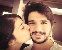 """#Isabel Figueira: """"Hoje o meu amor faz 30 anos!! Parabéns! """""""