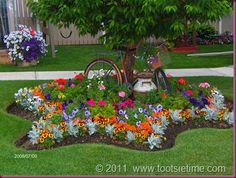 Tootsie Tiempo: El jardín victoriano