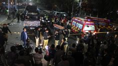 Pakistan: Deadly bomb blast rips through Lahore rally. A powerful bomb blast on Monday ripped through a protest in the Pakistani city of Lahore, killing at least 13 people and wounding dozens, according to officials. Jamaat-ul-Ahrar, a Pakistani Taliban-linked armed group, claimed responsibility for the attack, which also wounded at least 83 people, including media personnel covering the protest.