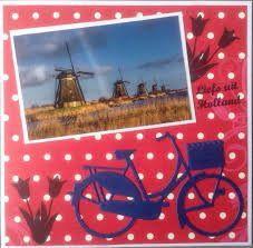 Afbeeldingsresultaat voor hollandse 3d kaarten creatables molens