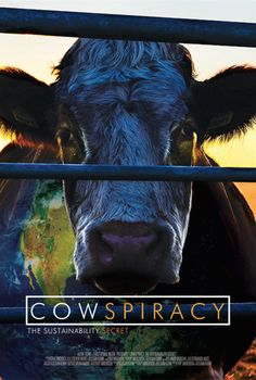 Cowspiracy, The Sustainability Secret reveals the truth about the devastating negative impact that industrial animal agriculture and factory farming is having on our environment today. Vegan Documentaries, Films Netflix, Animal Agriculture, Agriculture Industry, Factory Farming, Film D'animation, Top 5, We Are The World, Tv Shows