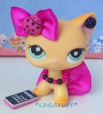 Littlest Pet Shop Accessories Clothes Custom Skirt Outfit LPS CAT NOT INCLUDED