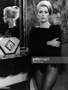 Deneuve Cathérine *Schauspielerin F in 'Das Geheimnis der falschen Braut' 1969