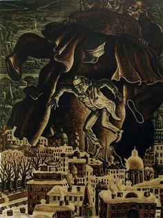 Victor Semenovich Vilner (вильнер виктор семенович) Der Mantel 1976