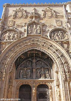 Colegiata de Aranda de Duero. Burgos.