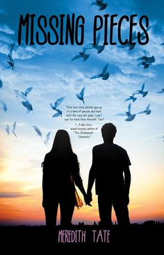 Cover Reveal Missing Pieces by Meredith Tate @mltate24