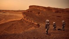 On TV: A Tale of Two Red Planets - Out There