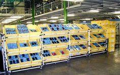 Engenharia de Produção: Supermercado Lean