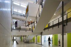 Institut de formation des professionnels de santé à Avignon - nbj-archi