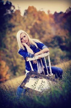 @Joy Fleck  - I like the way the senior class is shown here - I wonder if we can bring a chair for a prop....  I've seen several outdoor shots with chairs  :)
