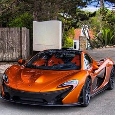 #mclaren #p1 is worth US$ 1.15  millions but is not featured on the Top 10 Most Expensive New Cars for sale in the world today, because it is sold out.  http://www.MOSTEXPENSIVECARTODAY.com  Photo originally posted on Instagram by @santv_cars