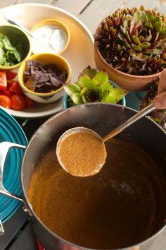 Blender Tortilla Soup
