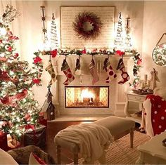 In this article, we collected of the most popular home decoration designs for the coming Christmas . So, you don't have to spend too much energy. It's easy to find your favorite decoration designs. What Is Christmas, Magical Christmas, Cozy Christmas, Rustic Christmas, Christmas Lights, Christmas Holidays, Christmas Wreaths, Christmas Decorations, Holiday Decor