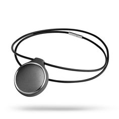 Misfit looks more like jewellery than wearable technology. The Shine wearable device counts steps and tracks activity to estimate the number...