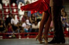 Irresistible: Dancers enthrall at the VII Int'l Tango Fiesta