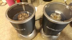 Nutri Bullet NBR-12 12-Piece Hi-Speed Blender Mixer System.