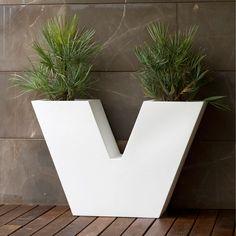 UVE 120x40x80 by MACETEROS | PLANTERS - Vondom Products