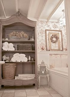 FRENCH COUNTRY COTTAGE: FRENCH COTTAGE BATH