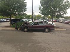 Fatal Car Accident - Full Left Side View. Ankin Law LLC, Chicago Auto Accident Attorney. 1-800-442-6546