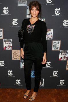 Helena Christensen.
