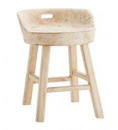 Madam Stoltz Houten stoel