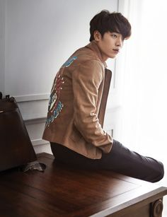 Seo Kang Joon - Luel Magazine May Issue '16
