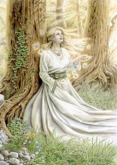 nerthus  Godess of spring, health, peace and prosperity by lisa hunt  Mother of Freyja/ Frey.  Sister/wife of Nerthus- god of the seas
