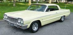 1964 Chevrolet Impala SS  Maple Motors Inc. - Hendersonville, TN