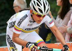El maltrato de Coldeportes a una ciclista colombiana en los Olímpicos