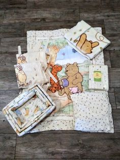 Best Indoor Garden Ideas for 2020 The number of internet users who are looking for… Winnie The Pooh Nursery, Vintage Winnie The Pooh, Vintage Disney, Disney Crib Bedding, Nursery Bedding, Disney Nursery, Vintage Crib, Vintage Nursery, Little Cherubs