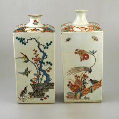 Porcelaine de Chantilly (Kakiemon) vers 1700 Pâte tendre